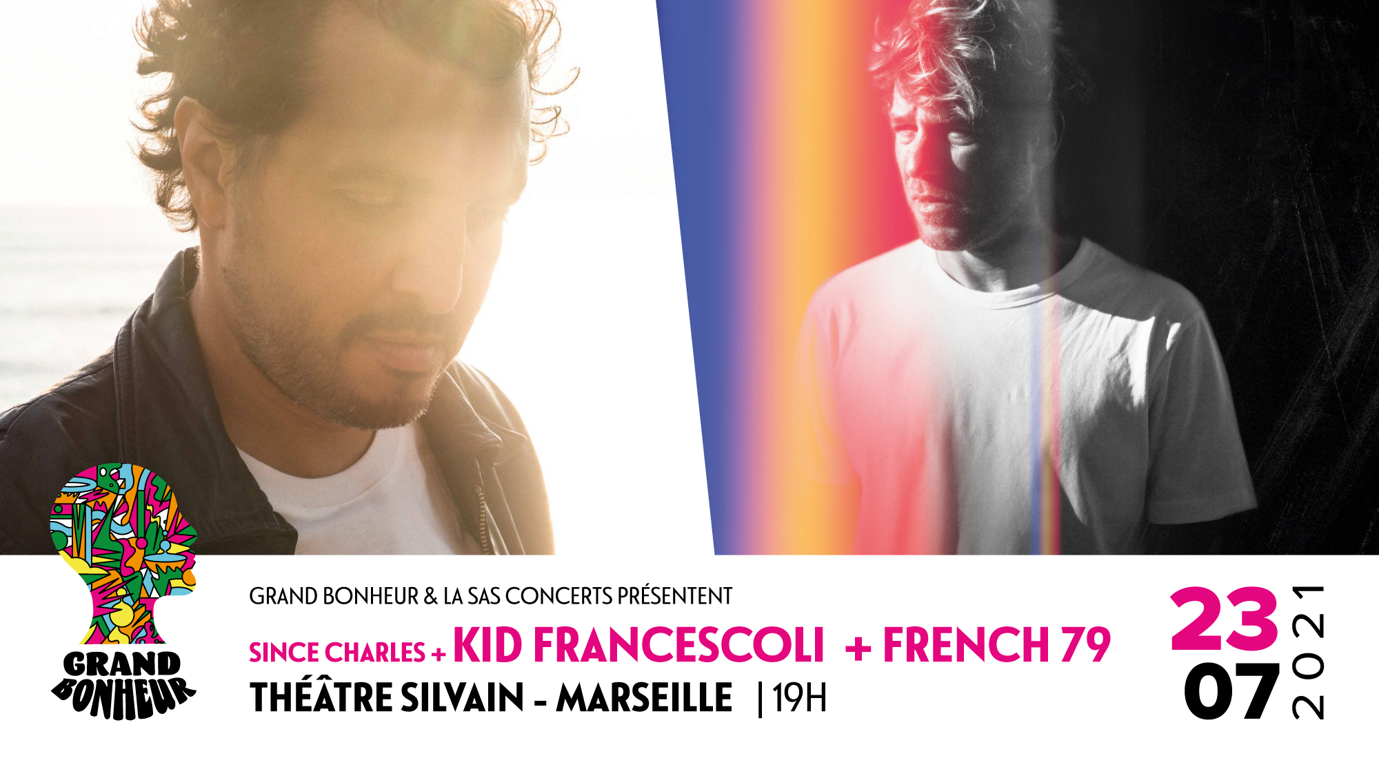 kid frencescoli et french 79 / Silvain Marseille